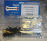Dapol COUPNEMOO 40 Pack Of Couplings, Pockets And Mounts (20 Pairs) OO Gauge