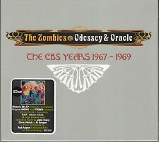 Zombies - Odessey & Oracle (The CBS Years 1967 - 1969) 2CD Neu