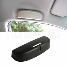 For 13-16 BMW 1 3 Series Front Roof Sunglasses Storage Holder Box  Case Black