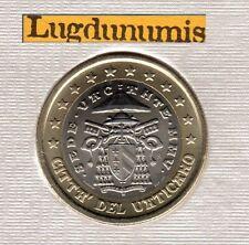 Vatican 2005 1 Euro BU FDC Siege Vacant 60000 exemplaires Provenant BU