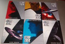 Star Trek 2009 Cards - 2 Uncut Sheets