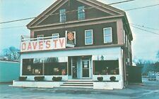 A View Of Dave's TV Shop, 44 Front Street, Ashland, Massachusetts MA