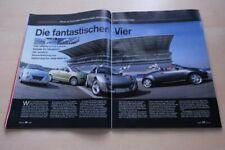 Sport Auto 3837) Smart Roadster Coupe mit 82PS besser als...?