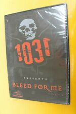1031 BLEED FOR ME Christian Svitak Zero Skull Skateboarding DVD - New Sealed