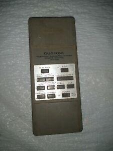 Fastshipping🇺🇲 Radioshack Duofone TAD-220 vintage Answering Machine Remote
