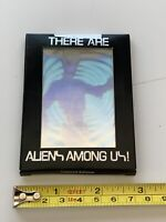 Vintage Fantasma Holographic Alien Card Set 8 New Old Stock Unopened Limited Ed