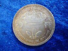 Belgium Silver 20 Francs 1935 gVF
