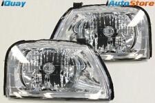 Mitsubishi Triton MK Ute '04-'06 GL GLX GLX-R '01-'06 GLS HeadLights PAIR LH+RH