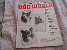 Dog World Magazine May 1967
