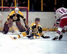 Bobby Orr Boston Bruins sliding on ice blocked shot  8x10 11x14 16x20 photo 137