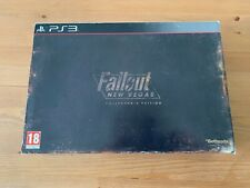Fallout new vegas collector's editon (ps3)
