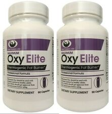 2 Pack~Max Oxyelite Pro Weight Loss, Keto & Fat Burner Formula #1 Diet Pill