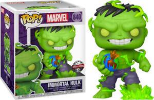 """Marvel Comics Hulk - Immortal Hulk 6"""" Super Sized Pop! Vinyl Figure *IN STOCK*"""