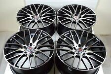 17 Wheels Rims CRV RAV4 CRZ Accord ILX MDX GS300 IS300 Mazda 3 5 6 Civic 5x114.3