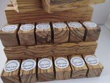 100~PREMIUM QUALITY~ BETHLEHEM /HOLY LAND~FIGURED~ Olive Wood Pen Turning Blanks