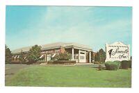 Somerville Inn Somerville New Jersey Vintage Postcard AN36