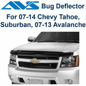 AVS 23200 Bugflector Hood Shield Bug Deflector 2007-2013 Chevrolet Avalanche