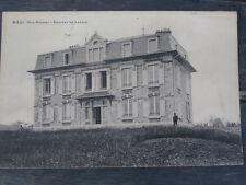 cpa 87 NIEUL haute vienne Château de Lavaud en 1915