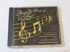 The Music of Andrew Lloyd Webber CD 1997 Time music The Phantom of the Opera