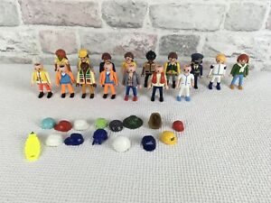 Playmobil Figure Bundle Some Missing Parts Pre Owned