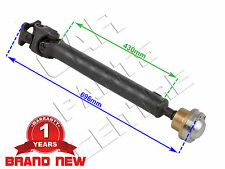 FOR MERCEDES BENZ W163 ML 270 CDi 350 NEW FRONT PROPSHAFT UJ JOINTS 1634100201