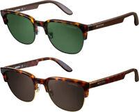 Carrera Men's Havana Classic Brow Line Sunglasses - CA5034
