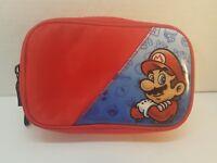 Super Mario Starter Kit Nintendo DS Handheld Console Mario Travel Case B3
