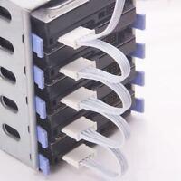 Molex 4pin IDE 1 to 5 SATA Hard Drive Power Splitter Cable Cord for DIY PC Sever