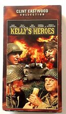 Kelly's Heroes (VHS Tape, 2001) Clint Eastwood, Don Rickles
