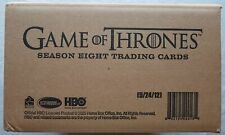Case Game of Thrones Season Eight 8 Trading Cards Box (2020) Limited