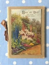 J SALMON of SEVENOAKS publisher Day By Day by May Olney poetry thoughts postcard