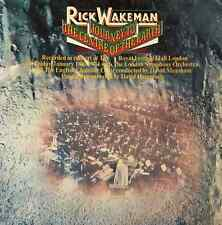 RICK WAKEMAN - Journey To The Centre Of The Earth (LP) (VG+/VG)