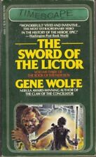Complete Set Series - Lot of 5 Book of the New Sun by Gene Wolfe Sword Claw Urth