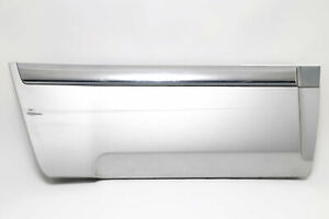 Infiniti QX56 Rear Door Moulding Trim Garnish Silver Right/Passenger OEM 04-10 2