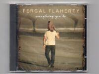 FERGAL FLAHERTY -  EVERYTHING YOU DO  - CD - Free Post UK