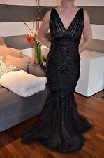 Murad Kleid aus Seide Acetate Gr.424 NP.15.900€ -schwarz