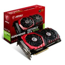 MSI GeForce GTX 1070 Ti GAMING 8GB GDDR5 VR Ready Graphics Card
