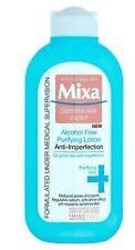 Mixa Purifying Lotion Anti Imperfection Alcohol Free Oil Prone Skin 200ml