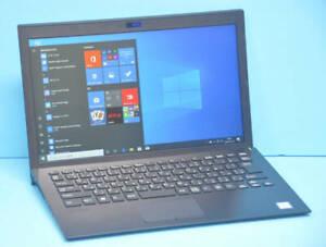 VAIO Pro PG 13.3 Core i5 7200U 8GB ram 256GB ssd LTE Japan laptop
