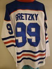 Wayne Gretzky Edmonton Oilers Ccm Jersey Size 52