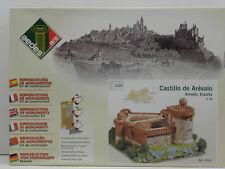 AEDES ARS 1005 Steinbaukasten Castillo de Arevalo Maßstab 1:220