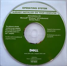 Microsoft Windows XP Professional Service Pack 2 for DELL PC ONLY