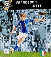 Action figura TOTTI ITALIA in box FANATICO limited ed. XL