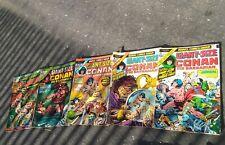 Giant-Size Conan 2,3,4,5. Conan the Barbarian Red Sonja + Bonus