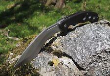 Böker Magnum Pocket Khukri Einhandmesser Taschenmesser Klappmesser 440 Stahl G10