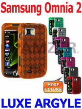 Amzer Silicone/Gel/Rubber Cases & Covers for Samsung