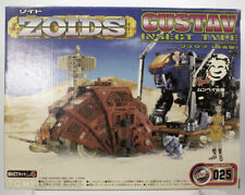 ZOIDS 025 Gustav Insect Type New in Box Japanese ver.