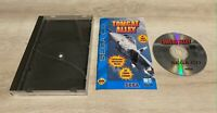 ? TOMCAT ALLEY  (Sega CD, 1994) MIB - TESTED & WORKS ? COMPLETE GAME ?