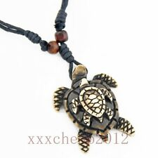 cute Sea turtle Mother and Child pendant necklace RH251