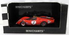 Voitures des 24 Heures du Mans miniatures rouge, pas de offre groupée